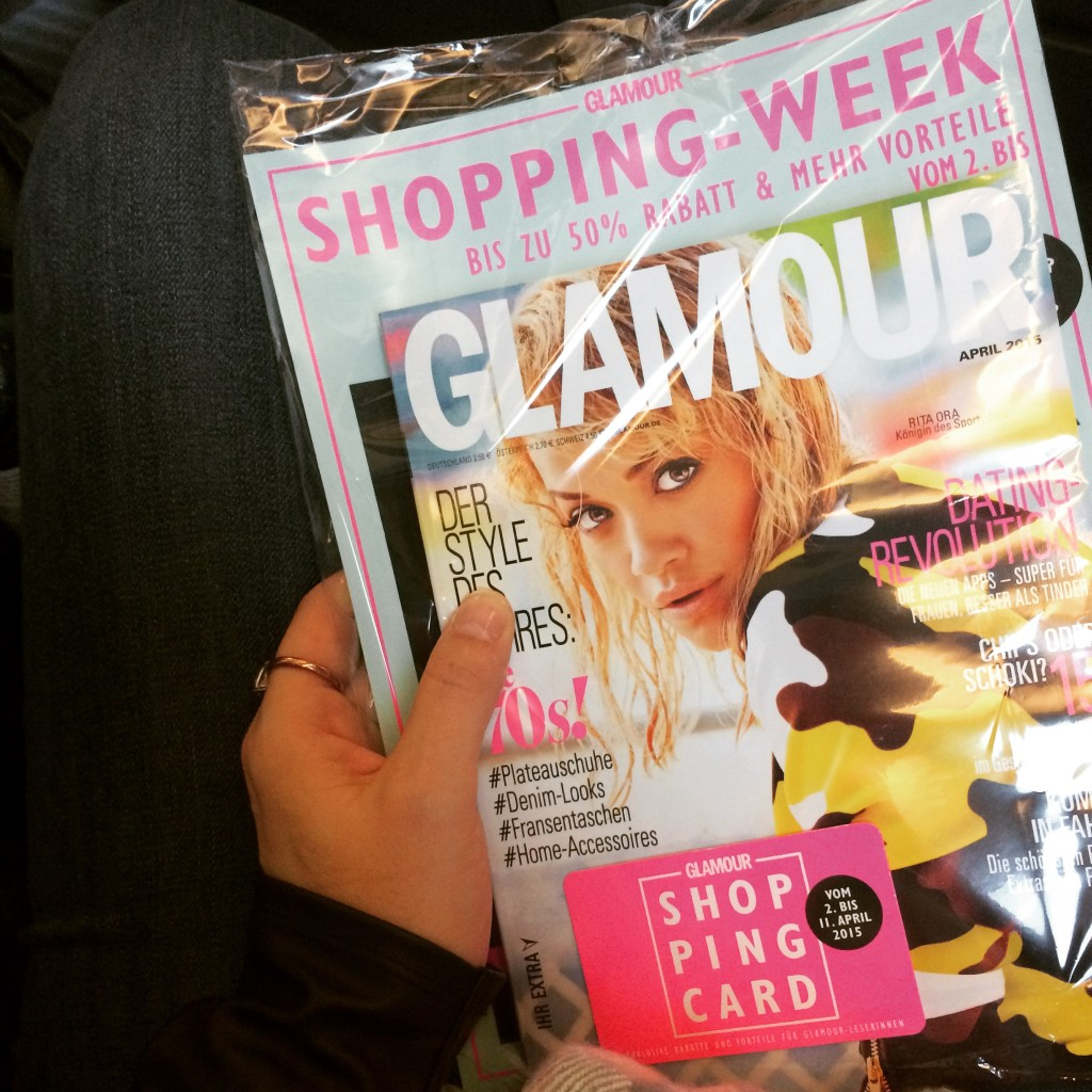 Glamourshopping Week