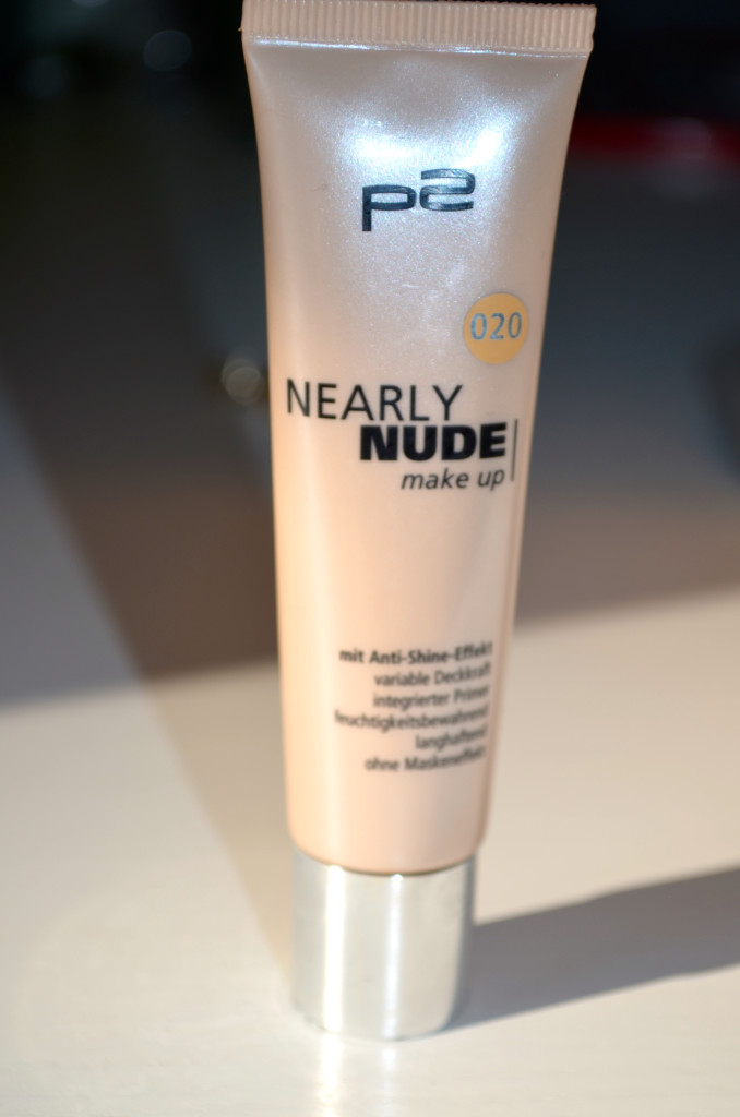 P2 Nearly Nude Make Up