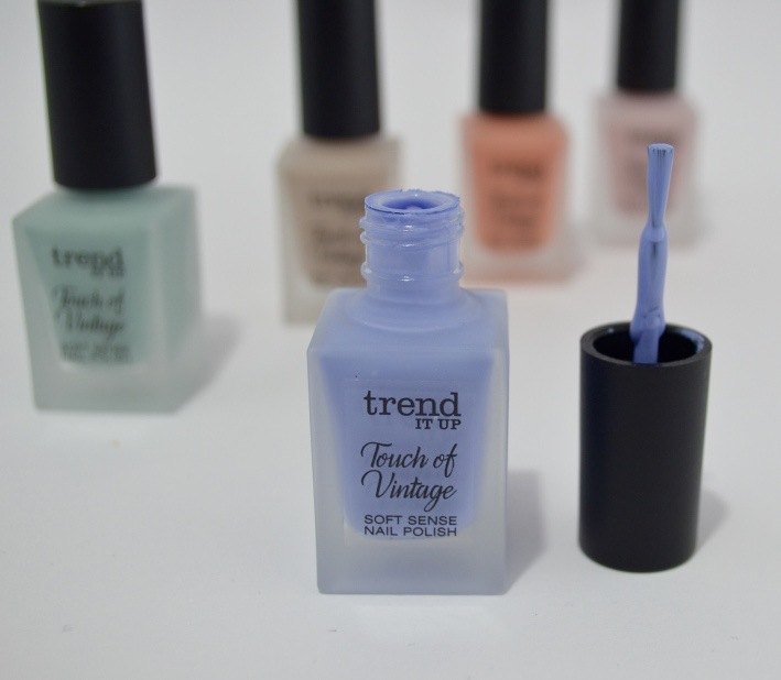 Trend it up, TOUCH OF VINTAGE Soft Sense Nail Polish 040