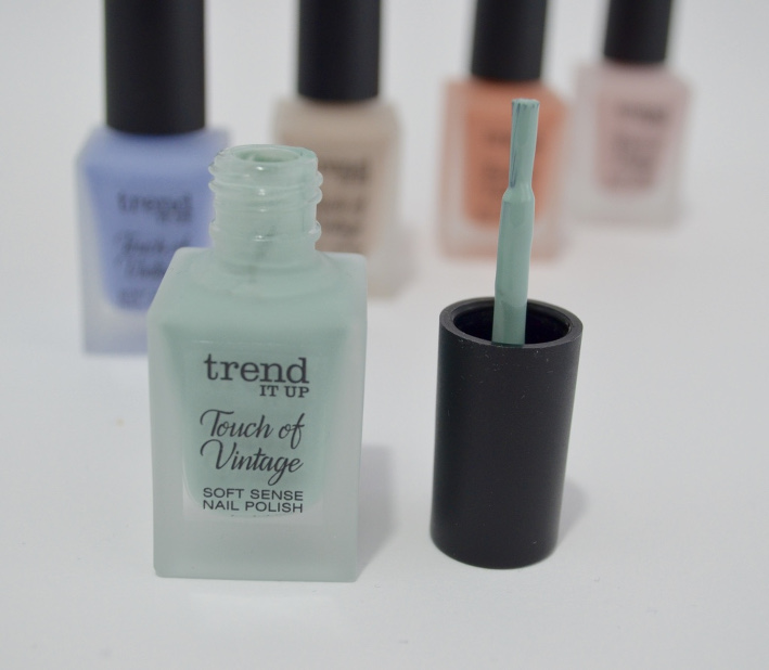 Trend it up, Touch of Vintage, Soft Sense Nail Polish 020