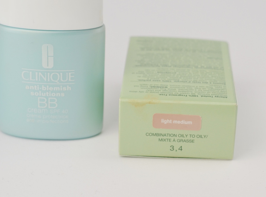 BB Cream Clinique Anti Blemish Solutions 1