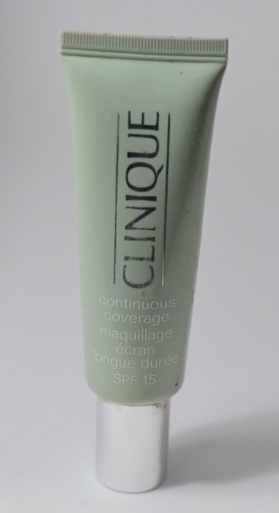 Clinique Continous Coverage