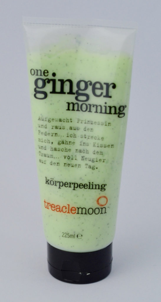 One ginger morning